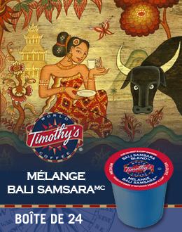 KCup Mélange Bali Samsara Timothy's
