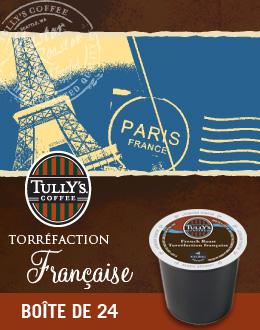 Mélange français Tully's