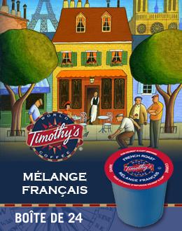 Mélange français Timothy's