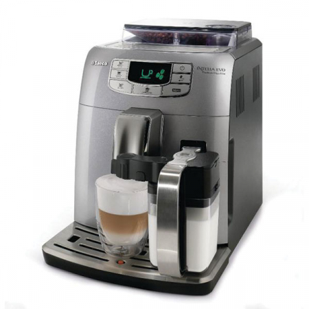 Saeco Intelia One Touch Cappuccino inox